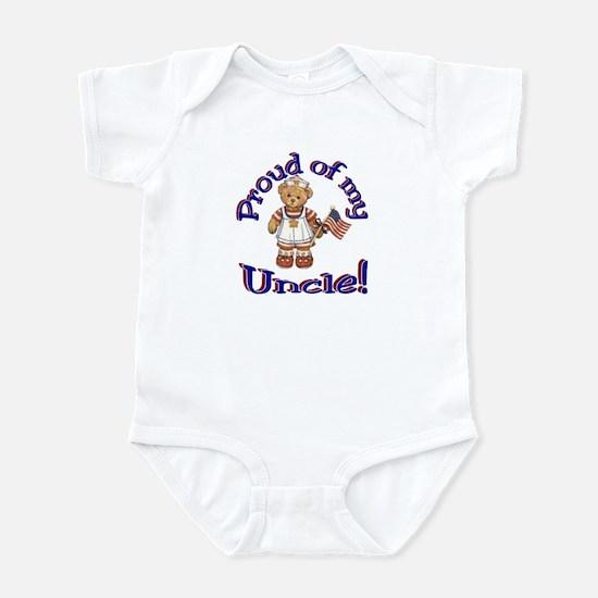 Proud of my Uncle Infant Bodysuit