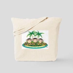 Monkey Island Tote Bag