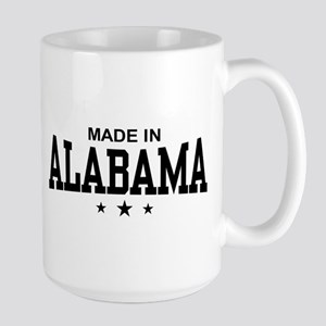 Made In Alabama Large Mug