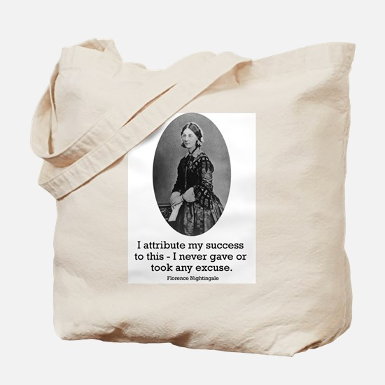 Florence Nightingale Tote Bag