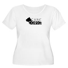 Black Cane Corso T-Shirt