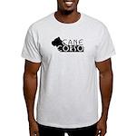Black Cane Corso Light T-Shirt