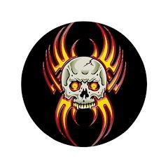 Flaming Skull 3.5