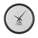 Cane Corso Large Wall Clock