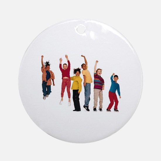 AFFP T-Shirts Ornament (Round)