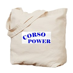 Cane Corso Power Tote Bag