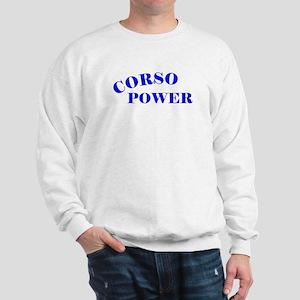 Cane Corso Power Sweatshirt