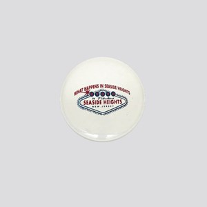 Seaside Heights NJ Mini Button