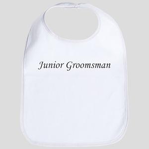 Junior Groomsman Bib