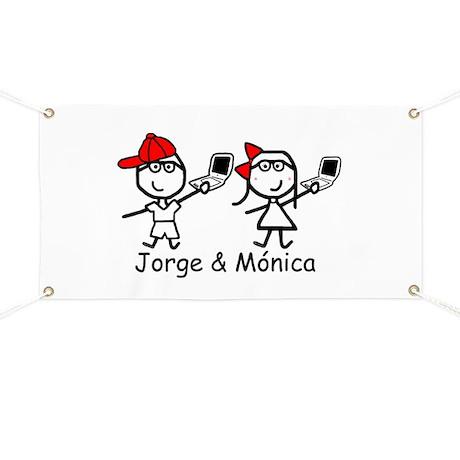 Laptops - Jorge & Monica Banner