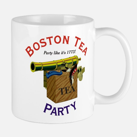 Boston Tea Party national Mug