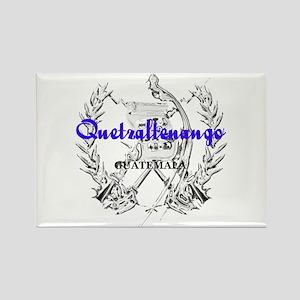 Quetzaltenango Rectangle Magnet