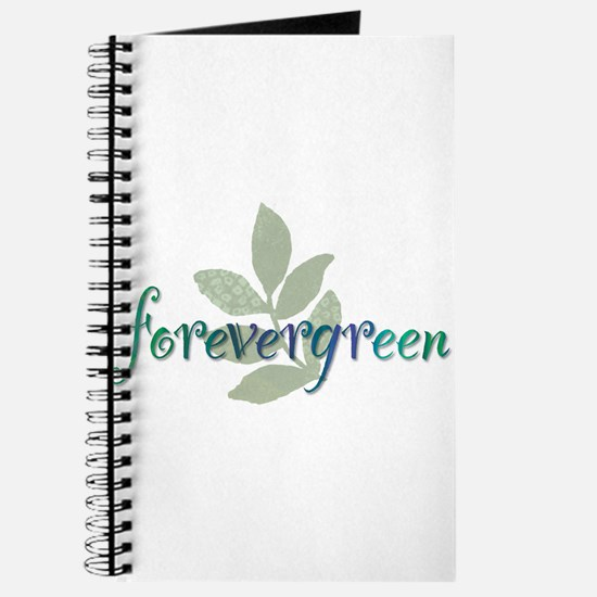 forever green Journal