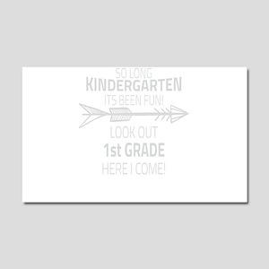 Kindergarten Car Magnet 20 x 12