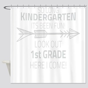 Kindergarten Shower Curtain