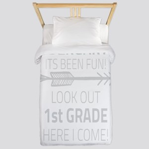 Kindergarten Twin Duvet Cover