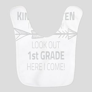 Kindergarten Polyester Baby Bib