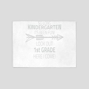 Kindergarten 5'x7'Area Rug