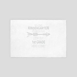 Kindergarten 4' x 6' Rug
