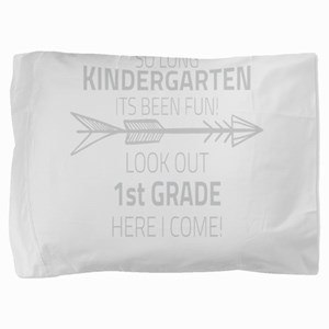 Kindergarten Pillow Sham