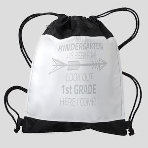 Kindergarten Drawstring Bag