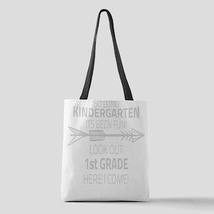 Kindergarten Polyester Tote Bag
