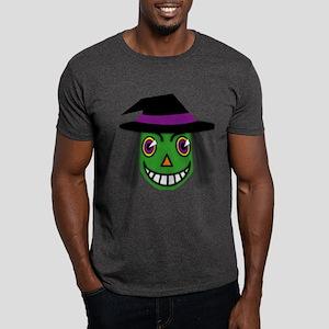 Vintage Witch Dark T-Shirt