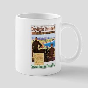 Southern Pacific CA Mug