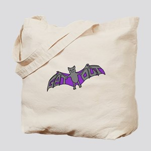 Get Out Bat Tote Bag