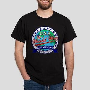 U.S. World War Champions Dark T-Shirt