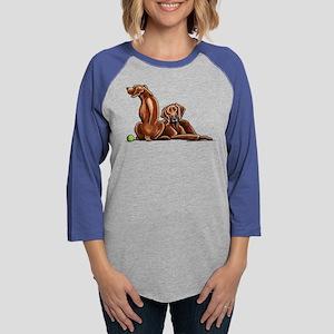 2 Ridgebacks Long Sleeve T-Shirt