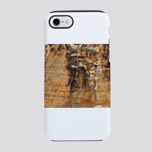 sulfur rocks of yellowstone iPhone 8/7 Tough Case