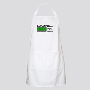 Loading Innapropriate Comment BBQ Apron