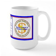 Is-Cuc2 Large Mug Mugs
