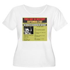 september 21th-birthday T-Shirt