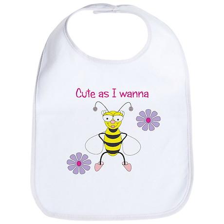 Bee Cute Bib