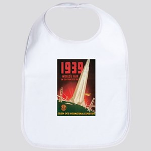 San Francisco World's Fair Bib