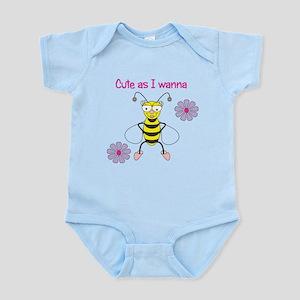 Bee Cute  Infant Creeper