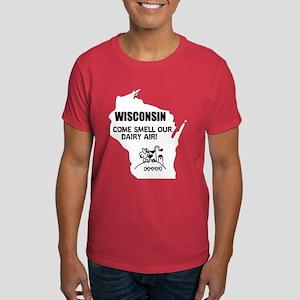 Smell Our Dairy Air (Dark T-Shirt)