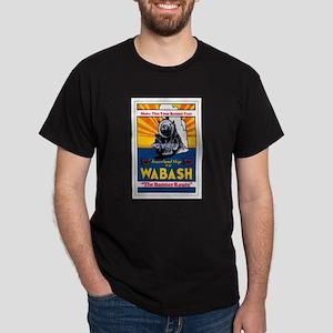 Wabash Railroad Dark T-Shirt