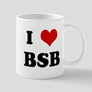I Love BSB Mug