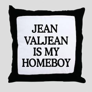 JVHB Throw Pillow