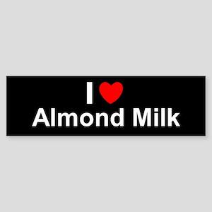 Almond Milk Sticker (Bumper)