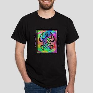 Tiedye Turtle Dark T-Shirt