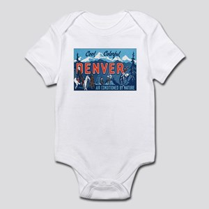 Denver Colorado Infant Bodysuit