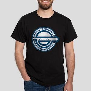 Laughing Man T Shirt