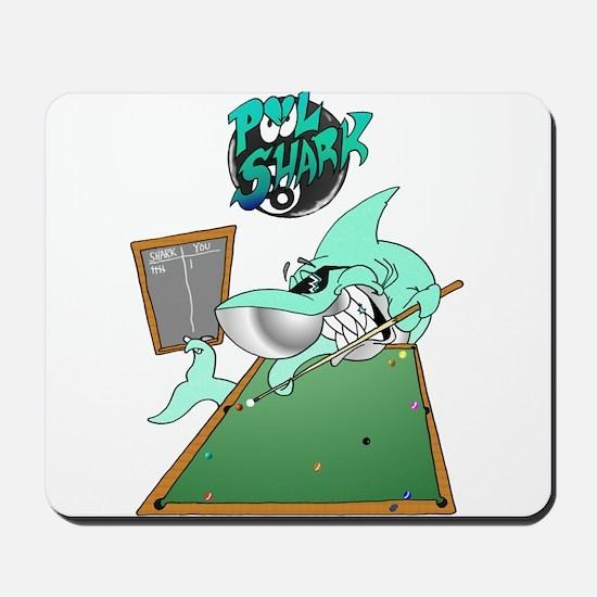 Pool Shark Mousepad