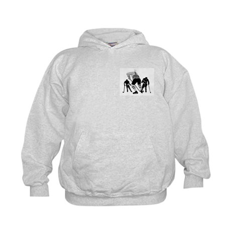 Hockey Players Kids Hoodie