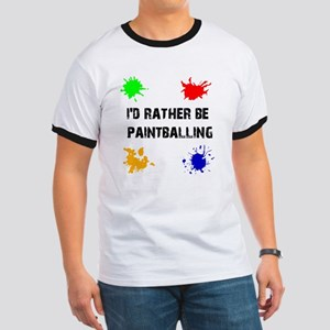 Rather Be Paintballing (Ringer T)