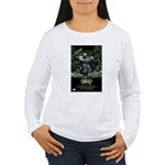 Vintage Promo Poster Women's Long Sleeve T-Shirt